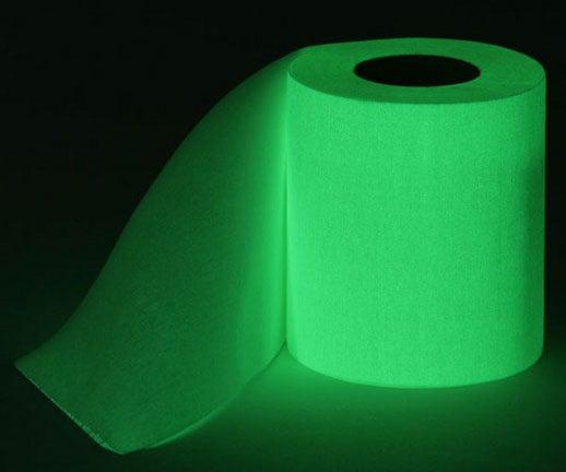 In The Dark Toilet Paper