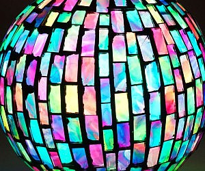 Color Changing Glow Sphere
