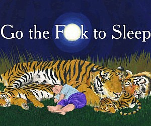 Go The Fuck To Sleep Kid's Book