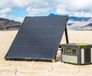 Goal Zero Solar Panels