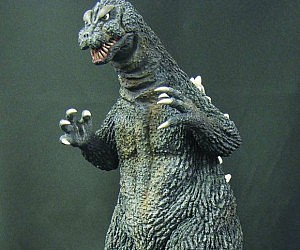 Godzilla Vinyl Action Figure