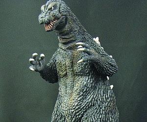 Godzilla Vinyl Action Figure