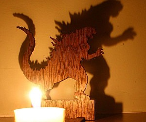 Godzilla Shadow Caster