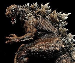 Godzilla Figurine