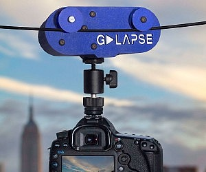 Time Lapse Camera Trolley