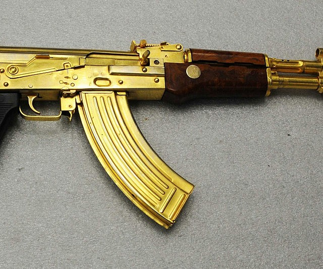 Golden guns ak47