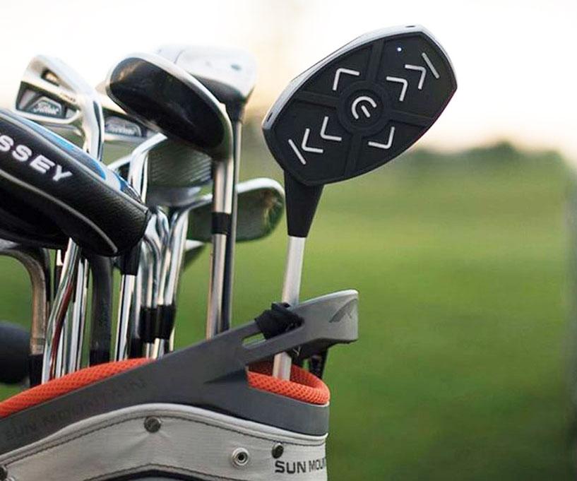 Golf Club Bluetooth Speaker & Power Bank