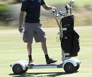 Image result for Golf Scooter