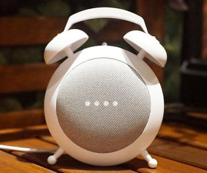 Google Home Mini Retro Ala...