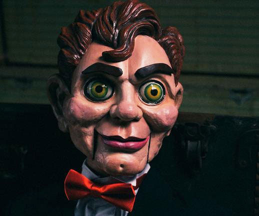 Goosebumps Slappy The Dummy Replica