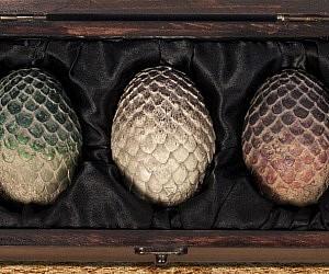 Game Of Thrones Dragon Eggs Set