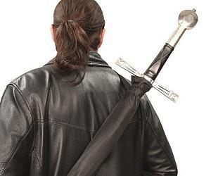 Gothic Bastard Sword Umbre...