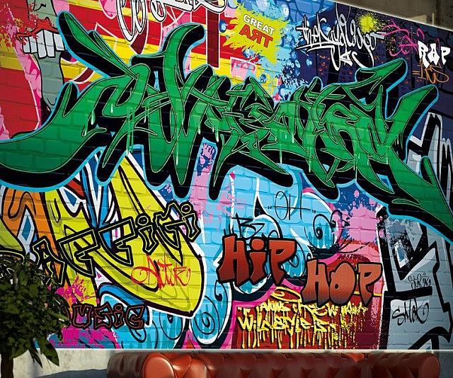 Inspirational Graffiti Wallpaper