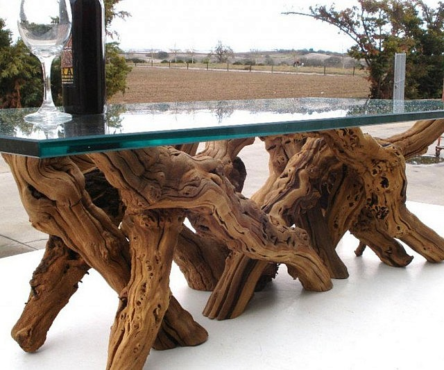 Fabulous Grape Vine Coffee Table