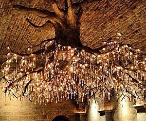 Superb Tree Chandelier