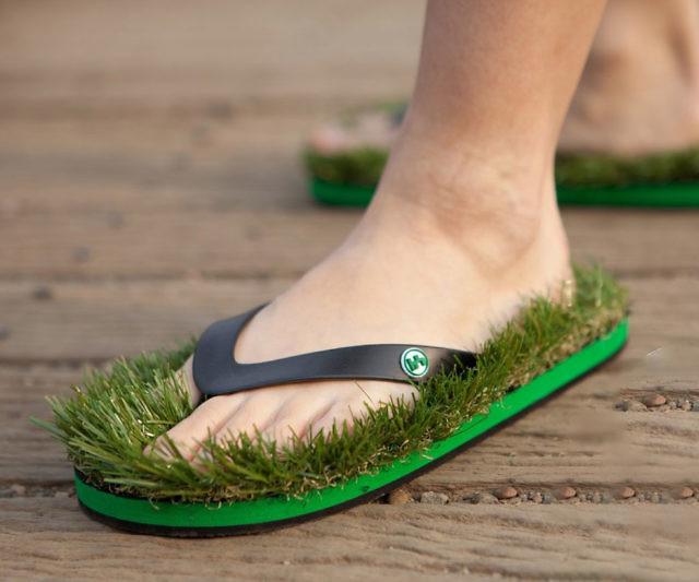 f2430e6ca652 Grass Sandals