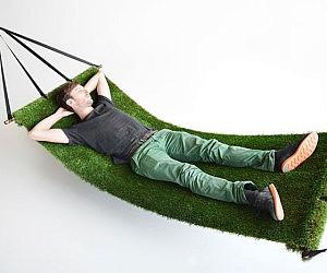 Grass Hammock