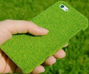Grass iPhone Cover