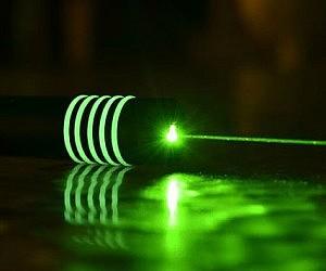 Green Laser Wand