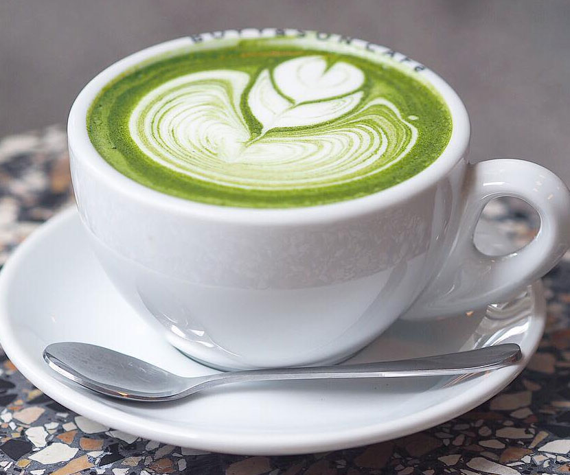 Green Tea Latte Mi