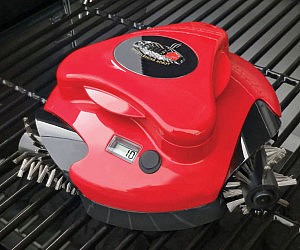 Barbecue Grill Cleaning Ro...