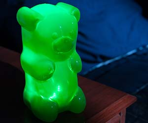 Gummy Bear Nightlight
