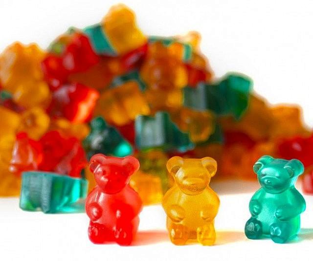 Diy Giant Gummy Bear Mold