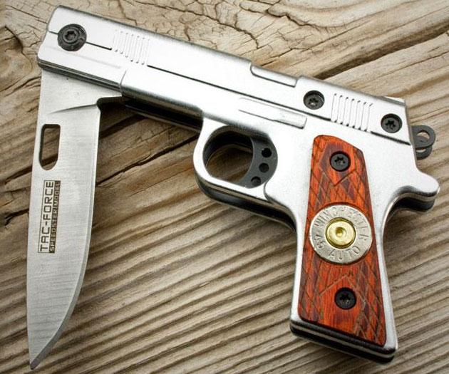 Gun Knife