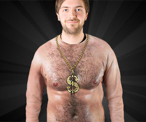 Hairy Chest Sweater
