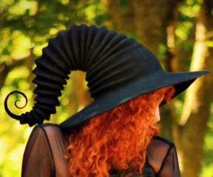 09553328f61 Halloween Witch Hat