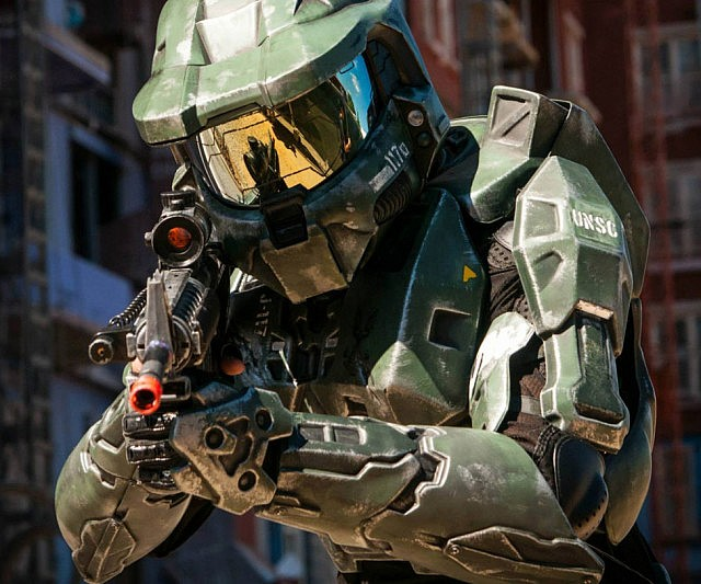 Gallery For gt Master Chief Costume Replica