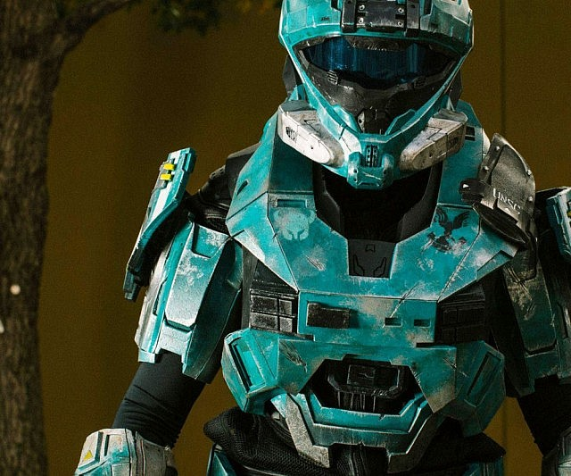 & Halo Reach Spartan Armor Suit