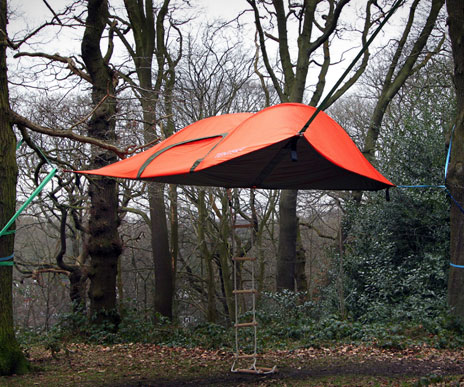 Medium image of hammock tent