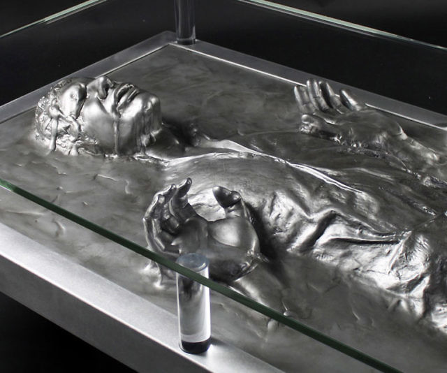 Han Solo Carbonite Coffee Table