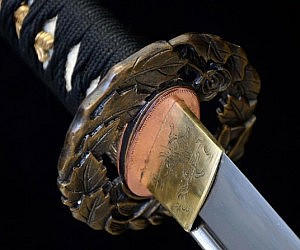 Hand Forged Samurai Sword
