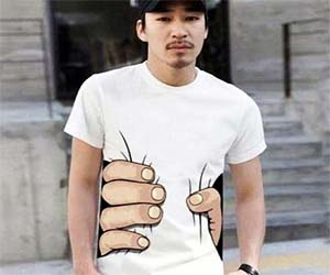 Hand Squeeze Shirt