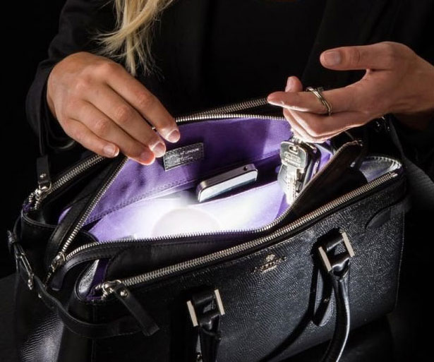 Motion Activated Purse Light - coolthings.us