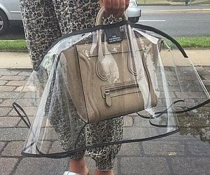 Satchel Raincoat