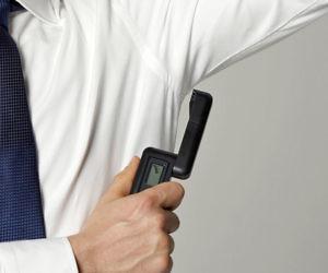 Handheld Body Odor Checker
