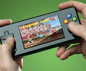 Handheld Retro Game Emulator