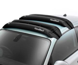 Inflatable Vehicle Roof Rack