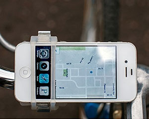 Handlebar iPhone Holder