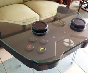 XBox Controller Coffee Table