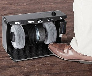 Hands Free Electric Shoe P...