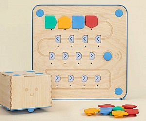 Children's Hands-On Coding Toy