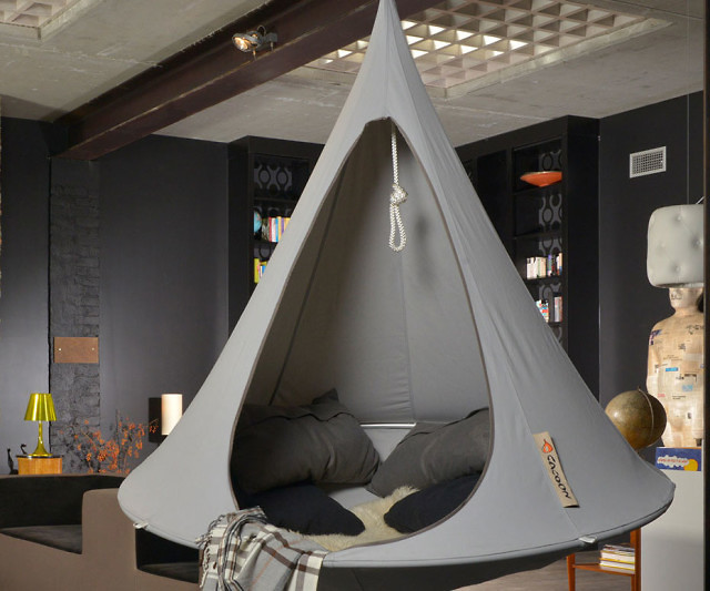 hanging cocoon hammock chair