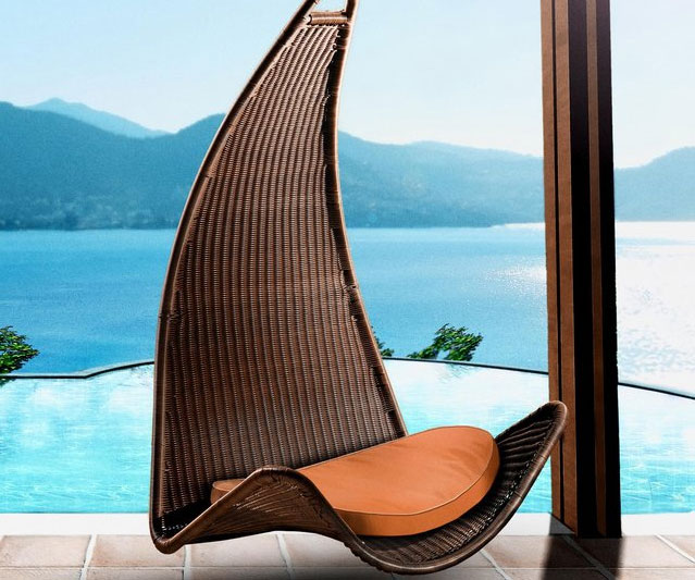Hanging Curve Chair
