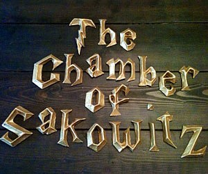 Harry Potter 3d Wall Letters