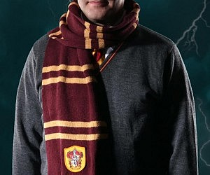 Harry Potter House Scarves