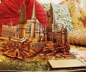 Harry Potter Pop-Up Book